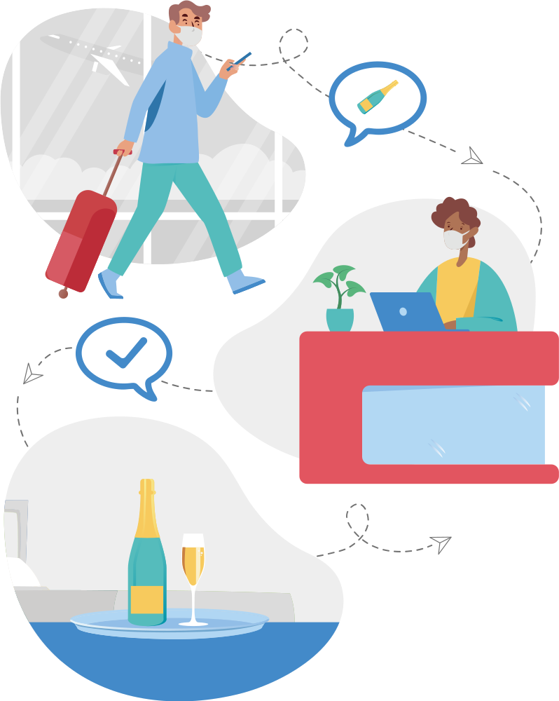 Integrated Hotel App - Maestro PMS Integration with HelloShift Brings  Seamless Guest Messaging and Comprehensive Hotel Operations - Innovative Property Management Software Solutions Powering Hotels, Resorts & Multi‑Property Groups.