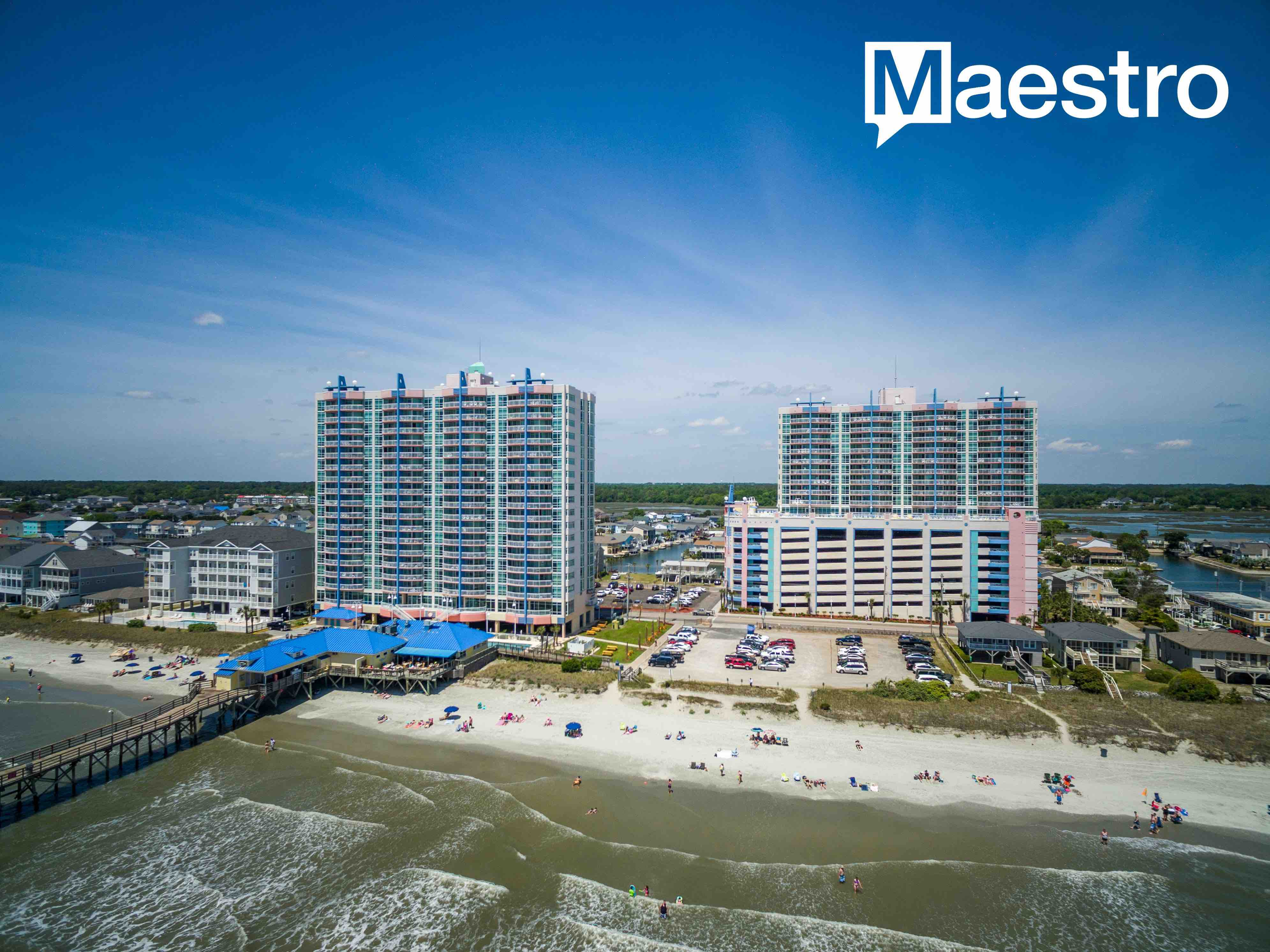 Myrtle Beach Seaside Resorts Optimizes Revenue and Loyalty at 7 Mixed-Use Condo Hotels With Centralized Maestro PMS Multi-Property Solution