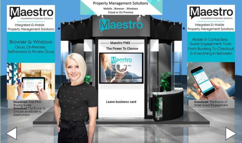 maestro work - Maestro to Showcase Multi-Platform Web Browser PMS Options for Independents at CYBER HITEC - Innovative Property Management Software Solutions Powering Hotels, Resorts & Multi‑Property Groups.
