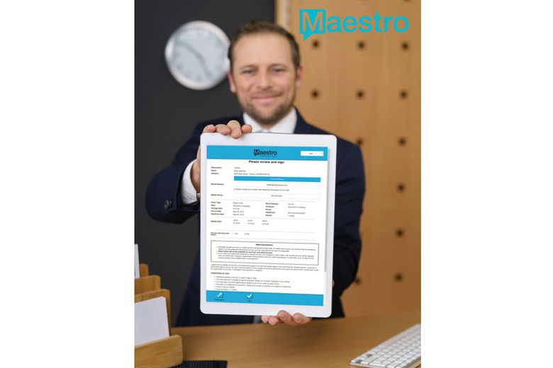 maestro image left - Want to Go Greener? Maestro PMS Makes Sustainable Practices Easy with Mobile Check-In, eFolios, Online Mobile Reporting - Innovative Property Management Software Solutions Powering Hotels, Resorts & Multi‑Property Groups.