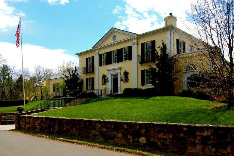 Mansion at Airlie Resort in Warrenton, VA